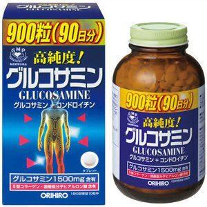 Хондропротекторы - глюкозамин и хондроитин