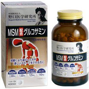 Глюкозамин и хондроитин в комплексах