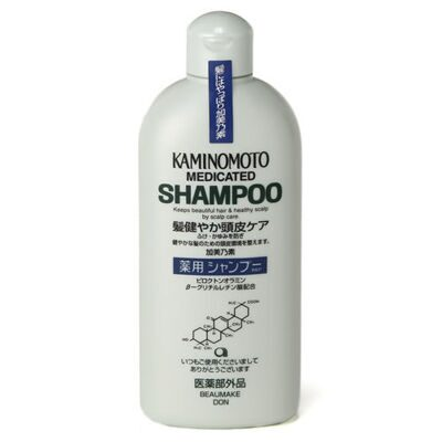 Kaminomoto Medicated Shampoo B&P