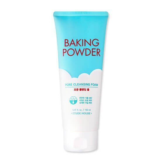Etude House Baking Powder Pore Cleansing Foam, 150 мл