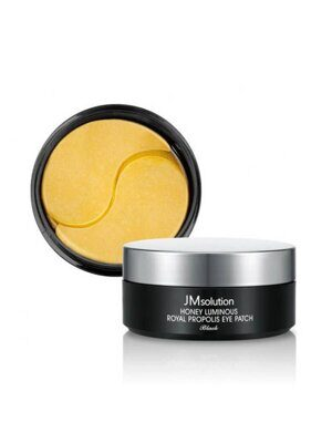 Honey Luminous Royal Propolis Eye Patch Black