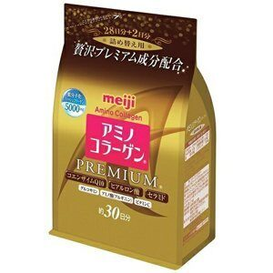Коллаген от MEIJI. Amino Collagen Premium. На 30 дней.